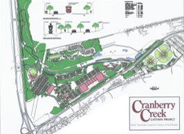 land site development cranberry creek